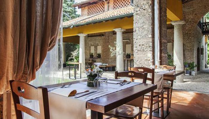 Portico ristorante monza